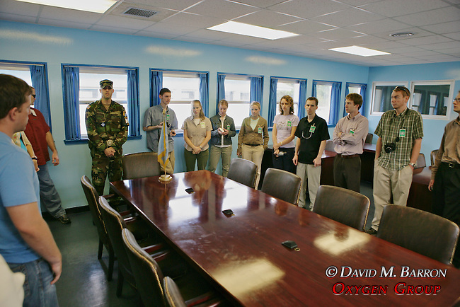 Inside Panmunjeom, JSA, Joint Security Area