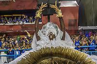 Rio de Janeiro (RJ), 23/02/2020 -Carnaval - Rio - Apresentacao da escola Grande Rio no primeiro dia de desfile das escolas de samba do Grupo Especial do Rio de Janeiro neste domingo (23) na Marques de Sapucai. (Foto: Ellan Lustosa/Codigo 19/Codigo 19)