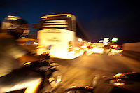 Trânsito na BR 316, grande Belém.<br /> Belém, Pará, Brasil.<br /> Foto Paulo Santos<br /> Pará, Brasil.<br /> Foto Paulo Santos<br /> 29/05/2015