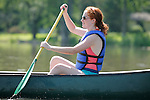 Summer Canoe Fun
