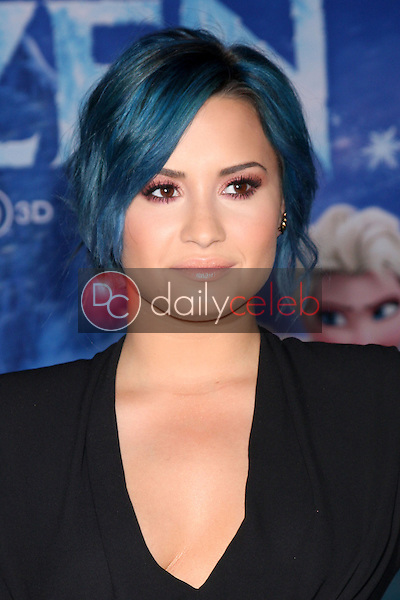 Demi Lovato<br />