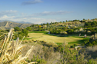 Scenic View at Bella Collina Towne and Golf Club in San Clemente California