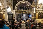 Kaplica Matki Bożej Częstochowskiej na Jasnej Górze