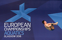 Glasgow 2018 Diving - 12 Aug 2018