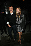 """Greg Kelly and Heather Thomson Attend Wendy Williams celebrates the launch of her new book """"Ask Wendy"""" by HarperCollins and her new Broadway role as Matron """"Mama"""" Morton in Chicago - Held at Pink Elephant, NY"""
