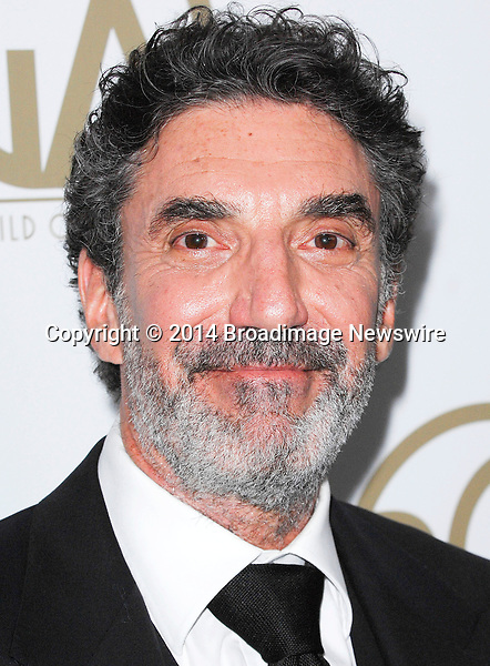 Pictured: Chuck Lorre<br /> Mandatory Credit &copy; Adhemar Sburlati/Broadimage<br /> The 25th Annual Producers Guild of America Awards<br /> <br /> 1/19/14, Los Angeles, California, United States of America<br /> <br /> Broadimage Newswire<br /> Los Angeles 1+  (310) 301-1027<br /> New York      1+  (646) 827-9134<br /> sales@broadimage.com<br /> http://www.broadimage.com