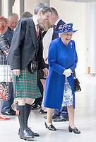 Queen at Scottish Parliament