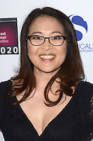 LOS ANGELES, CA - OCTOBER 16: Suzy Nakamura at the National Breast Cancer Coalition Fund's 16th Annual Les Girls Cabaret at Avalon Hollywood on October 16, 2016 in Los Angeles, California. Credit: David Edwards/MediaPunch