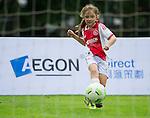 AEGON clinic with AEGON Ajax All Stars