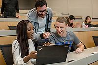 Duke University Fuqua School of Business in Durham, NC Tuesday, October 9, 2018. (Justin Cook)