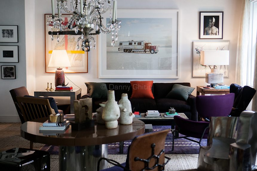 Design by Robert Stilin, LLC at The 45th Kips Bay Decorator Show House, at 125 East 65th St. <br /> <br /> Danny Ghitis for The New York Times