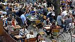 """Pub """"Mleczarnia"""" na krakowskim Kazimierzu.<br /> Pub """"Mleczarnia"""" on Krakow's Kazimierz."""