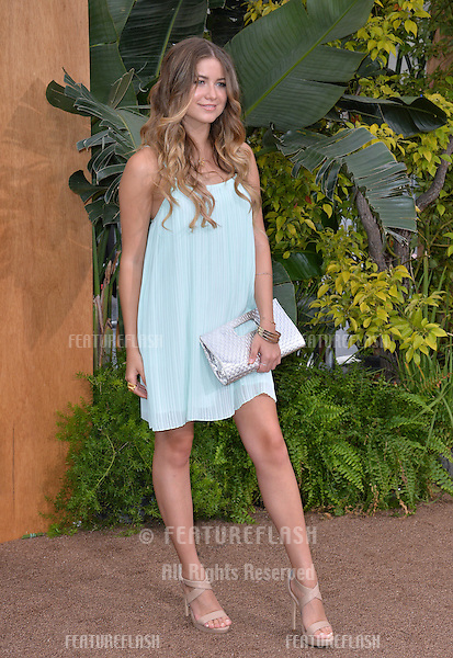 LOS ANGELES, CA. June 27, 2016: Actress Sofia Reyes at the world premiere of &quot;The Legend of Tarzan&quot; at the Dolby Theatre, Hollywood.<br /> Picture: Paul Smith / Featureflash