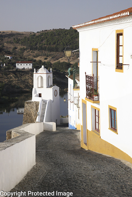 Clock Tower, Mertola, Portugal