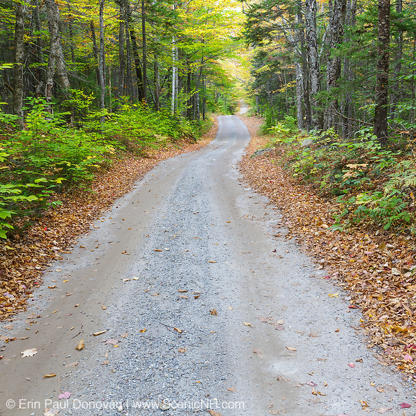 This photo represents September in the 2019 White Mountains New Hampshire calendar.The Sandwich Notch Road in Sandwich, New Hampshire. You can purchase a copy of the calendar here: http://bit.ly/2GPQ9q3