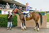 Sting Boy winning at Delaware Park on 9/1/12