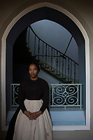 Lady Macbeth (2016) <br /> Naomi Ackie<br /> *Filmstill - Editorial Use Only*<br /> CAP/KFS<br /> Image supplied by Capital Pictures