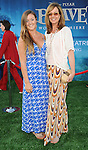 """Allison Janney and daughter at the World Premiere of Disney Pixar's """" Brave """" at the grand opening of the Dolby Theatre Los Angeles, CA. June 18, 2012"""
