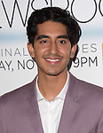 Dev Patel at The  Los Angeles Season 3 Premiere of HBO's series THE NEWSROOM held at The DGA in West Hollywood, California on November 04,2014                                                                               © 2014 Hollywood Press Agency