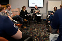 Dani Di Toro / THE MOB get together for the <br /> Australian Paralympic Committee<br /> 2017 Alpine skiing training camp for <br /> 2018 Pyeongchang South Korea Paralympics<br /> Jindabyne NSW / August 15th 2017<br /> &copy; Sport the library / Jeff Crow