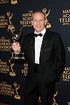 LOS ANGELES - APR 24: Mark Teschner at The 42nd Daytime Creative Arts Emmy Awards Gala at the Universal Hilton Hotel on April 24, 2015 in Los Angeles, California