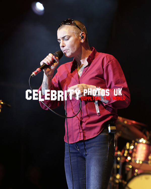 Sinead O'Connor found safe after being reported missing near Chicago16/05/16<br />