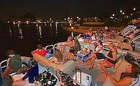 WSB- Pontoon Boat Fireworks Cruise at Disney's Epcot, Orlando FL 5 14