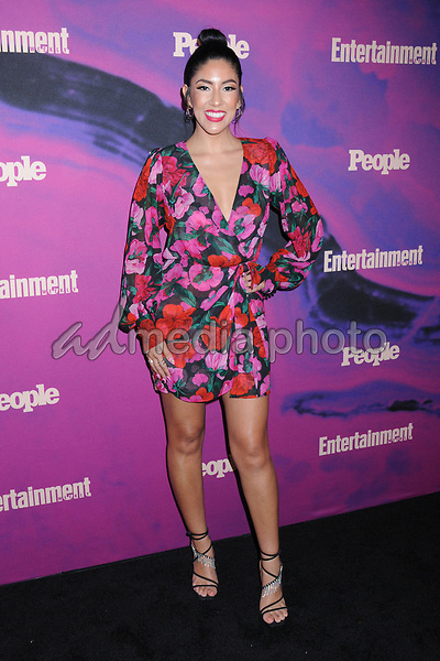 13 May 2019 - New York, New York - Stephanie Beatriz at the Entertainment Weekly & People New York Upfronts Celebration at Union Park in Flat Iron. Photo Credit: LJ Fotos/AdMedia