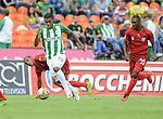 Atlético Nacional venció por penales (5-4) a Rionegro Águilas, después de igualar 1-1 en el partido de Cuartos de la Liga Águila I-2016.
