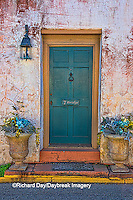 63412-01118 Blue door in St Augustine, FL
