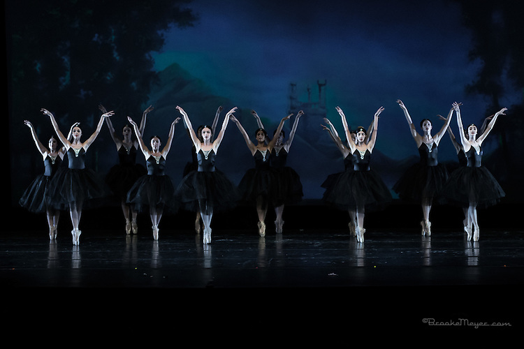 """Saturday Evening Performance """"Anastasia"""", the 2016 Annual Recital by the Cary Ballet Conservatory."""
