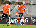 05/02/2011   Copyright  Pic : James Stewart.sct_jsp008_hamitlon_v_dundee_utd  .::  PAUL DIXON CELEBRATES AFTER HE SCORES DUNDEE UTD'S SECOND  ::.James Stewart Photography 19 Carronlea Drive, Falkirk. FK2 8DN      Vat Reg No. 607 6932 25.Telephone      : +44 (0)1324 570291 .Mobile              : +44 (0)7721 416997.E-mail  :  jim@jspa.co.uk.If you require further information then contact Jim Stewart on any of the numbers above.........