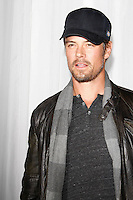 LOS ANGELES, CA - FEB 15: Josh Duhamel at the Sony PlayStationAE Unveils PS VITA Portable Entertainment System at Siren Studios on February 15, 2012 in Los Angeles, California