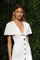 NEW YORK, NY - NOVEMBER 6: Martha Hunt at the 14th Annual CFDA Vogue Fashion Fund Gala at Weylin in Brooklyn, New York City on November 6, 2017. Credit: John Palmer/MediaPunch /NortePhoto.com