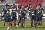 Selección 2014 Entrenamiento de Chile Levis Stadium