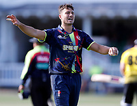 Marcus Stoinis during the Vitality Blast T20 game between Kent Spitfires and Gloucestershire at the St Lawrence Ground, Canterbury, on Sun Aug 5, 2018
