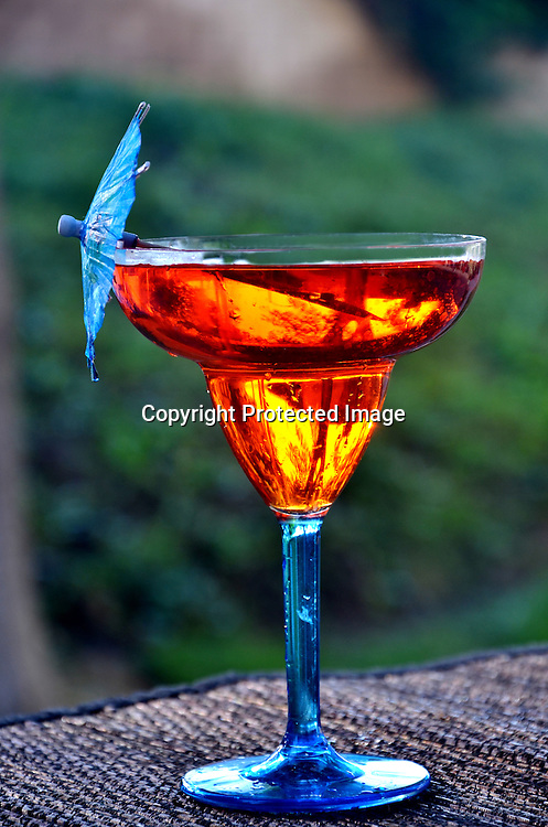 Stock photo of an alcohol Drink
