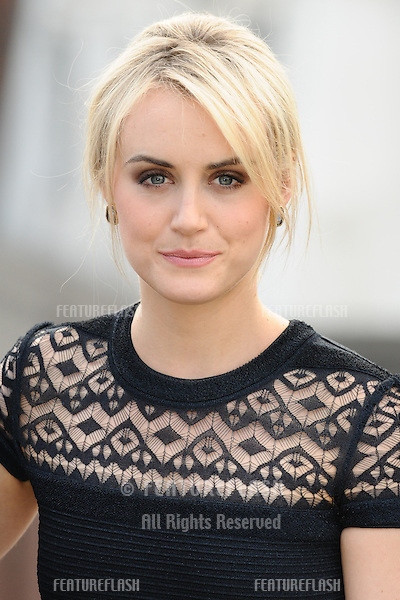 Taylor Schilling<br /> at the &quot;Orange is the New Black&quot; photocall, Soho Hotel, London. 29/05/2014 Picture by: Steve Vas / Featureflash