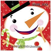 Sarah, CHRISTMAS SANTA, SNOWMAN, WEIHNACHTSMÄNNER, SCHNEEMÄNNER, PAPÁ NOEL, MUÑECOS DE NIEVE, paintings+++++SnowSmiles-10-A-1,USSB533,#X#