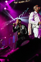 TGT performs at the 2013 Essence  Festival in New Orleans, LA on July 7, 2013.  © HIGH ISO Music, LLC / Retna, Ltd.