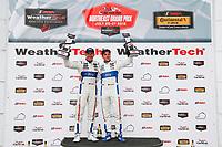 GTLM Winners, #66 Chip Ganassi Racing Ford GT, GTLM: Dirk Müller, Joey Hand
