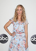 BEVERLY HILLS, CA - August 7: Kim Raver, at Disney ABC Television Hosts TCA Summer Press Tour at The Beverly Hilton Hotel in Beverly Hills, California on August 7, 2018. <br /> CAP/MPIFS<br /> &copy;MPIFS/Capital Pictures