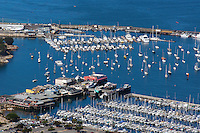 aerial photograph Monterey, California
