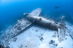 The wrecks of Truk Lagoon : Betty Bomber