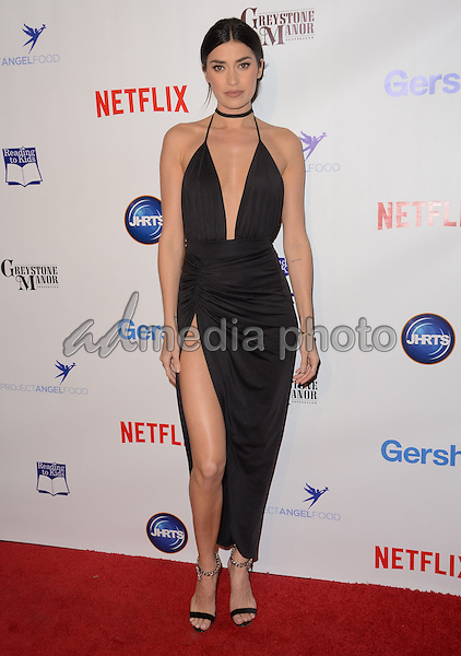 09 December - Beverly Hills, Ca - Nicole Williams. Arrivals for the Junior Hollywood Radio and Television Society's 13th Annual Holiday Party held at Greystone Manor. Photo Credit: Birdie Thompson/AdMedia
