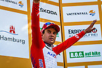 Alexander Kristoff (NOR) of Team Katusha wins Vattenfall Cyclassics, Hamburg, Germany, 24 August 2014, Photo by Thomas van Bracht