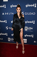 BEVERLY HILLS, CA - APRIL 12: Luna Blaise Boyd, At the 29th Annual GLAAD Media Awards at The Beverly Hilton Hotel on April 12, 2018 in Beverly Hills, California. <br /> CAP/MPI/FS<br /> &copy;FS/MPI/Capital Pictures