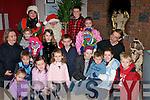 Santa with Lambert Pupett Teatre..............   Copyright Kerry's Eye 2008