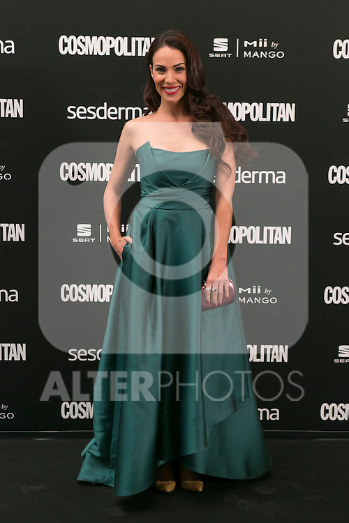 Nerea Garmendia attend the photocall of the Cosmopolitan Fun Fearless Female 2014 Awards at the Ritz Hotel in Madrid, Spain. October 20, 2014. (ALTERPHOTOS/Carlos Dafonte)