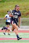 Redondo Beach, CA 05/14/11 - Alena Riggs (St Margaret #10) in action during the 2011 Division 2 US Lacrosse / CIF Southern Section Championship game between Cate School and St Margaret.